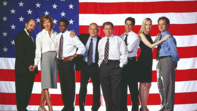 The west wing: season 5 rotten tomatoes.