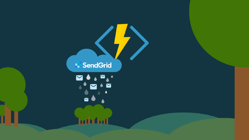 How to build a serverless report server with Azure Functions and SendGrid