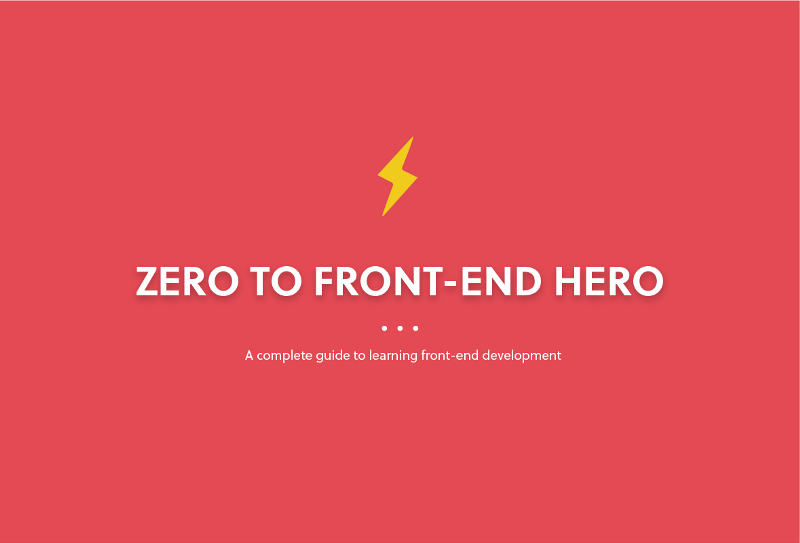 From Zero to Front-end Hero (Part 1)