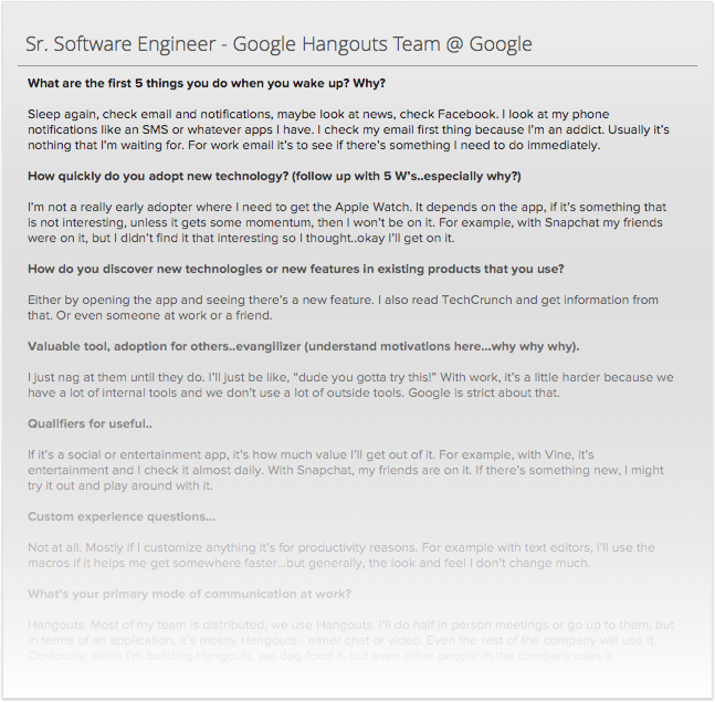 cover letter software engineer google Cover letter sent as an email to a recruiter from a software engineer uses bullet points to highlight qualifications states desired salary.