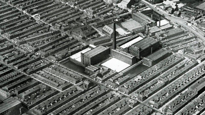 Centralised factory