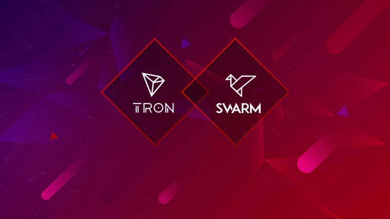 Ecosystem Expansion: Swarm Brings Security Tokens to TRON (TRX) Blockchain