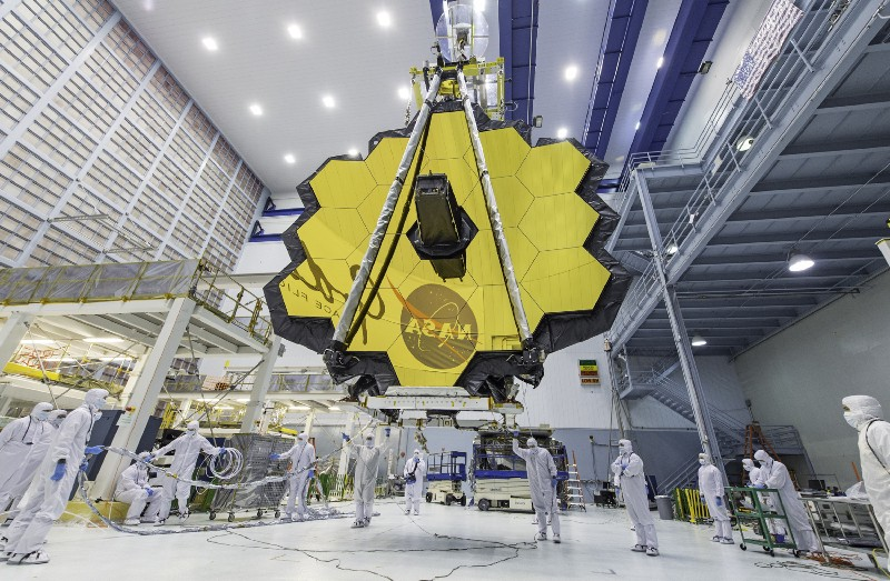 It is expected that the outcome of this study will help guide the future work of the James Webb Telescope (NASA)