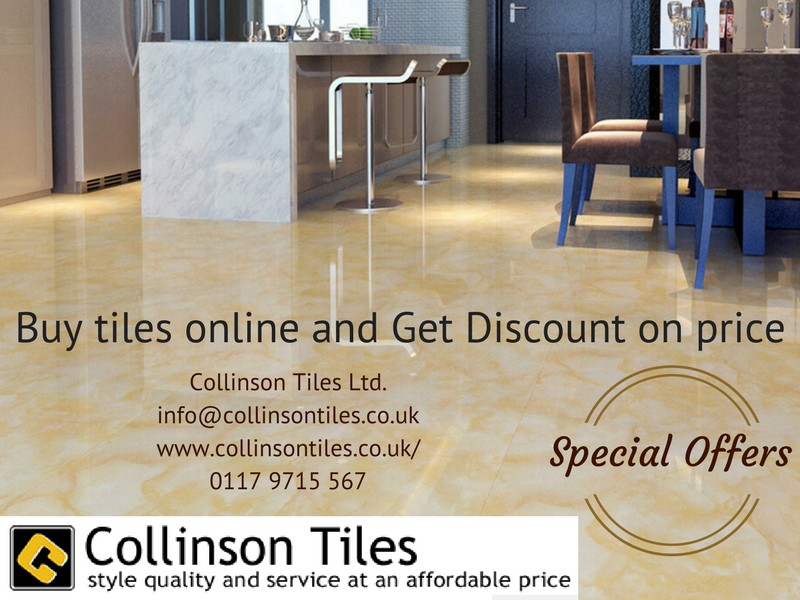 Buy Tiles Online and Save Your Money – Collinson Tiles Ltd. – Medium