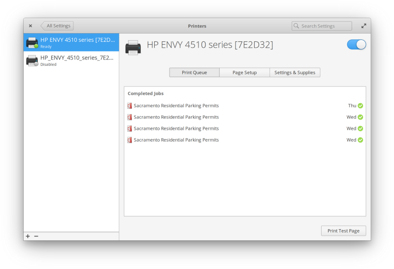 Each month Juno saw major improvements and redesigns for SystemSettings