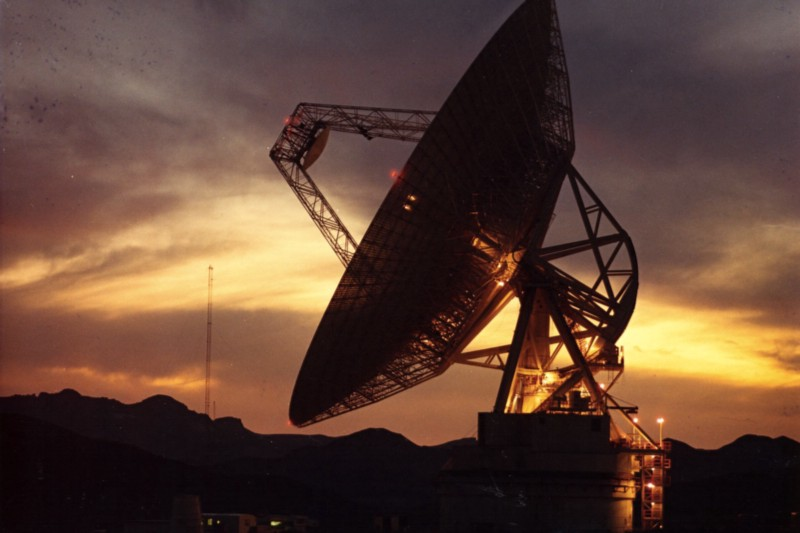 The press reported that American space radar stations had discovered unknown satellites in orbit