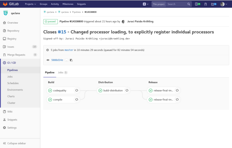 GitLab vs  GitHub for Open Source Projects - DZone Open Source