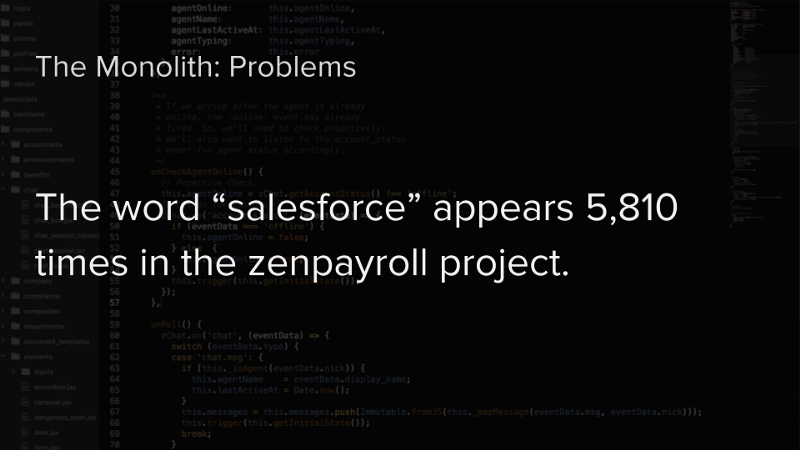 salesforce problems