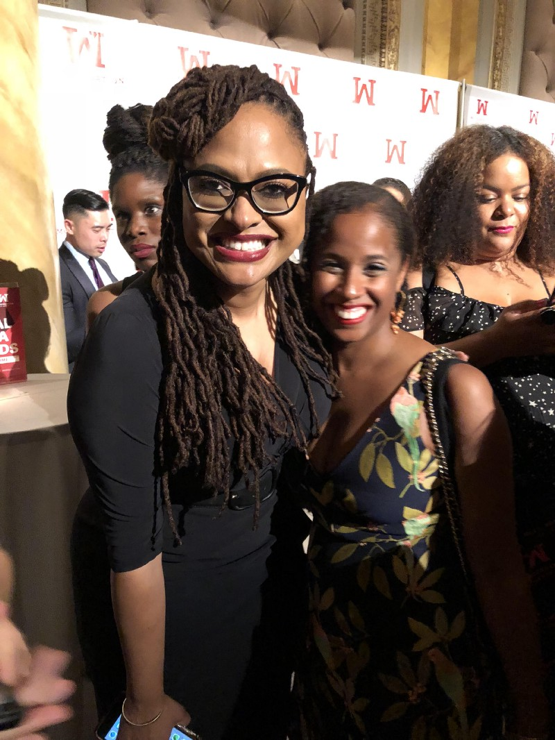 Ava Duvernay and Rhea Beddoe