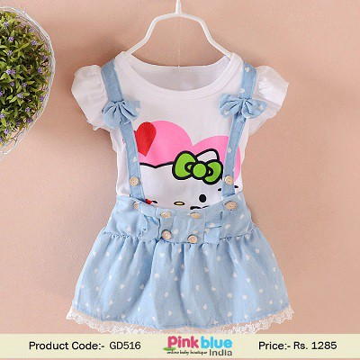 ec4b5ebc1382a Given below are some of these incredible fashion wear 2 piece summer  clothing sets for baby girls in refreshing colors and prints.