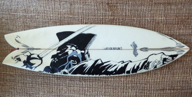 Comment Customiser Sa Planche De Surf En 6 étapes The Watermen Society