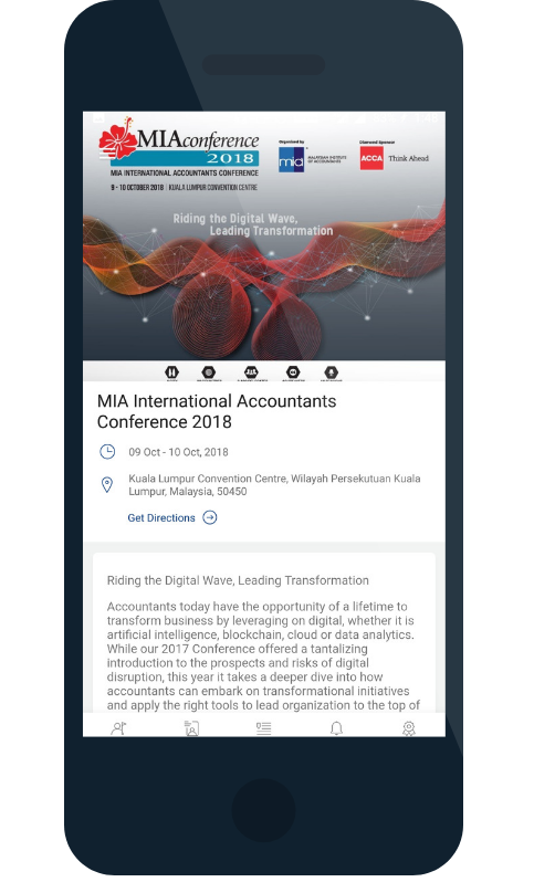 Maximizing Attendee Engagement — Learnings from MIA Conference 2018