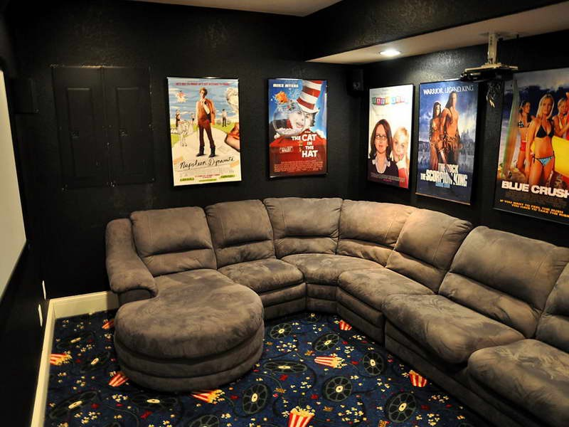 theater room decor rooms entertainment movie cool decorating designs theatre cinema living medium theaters any coolest basement water
