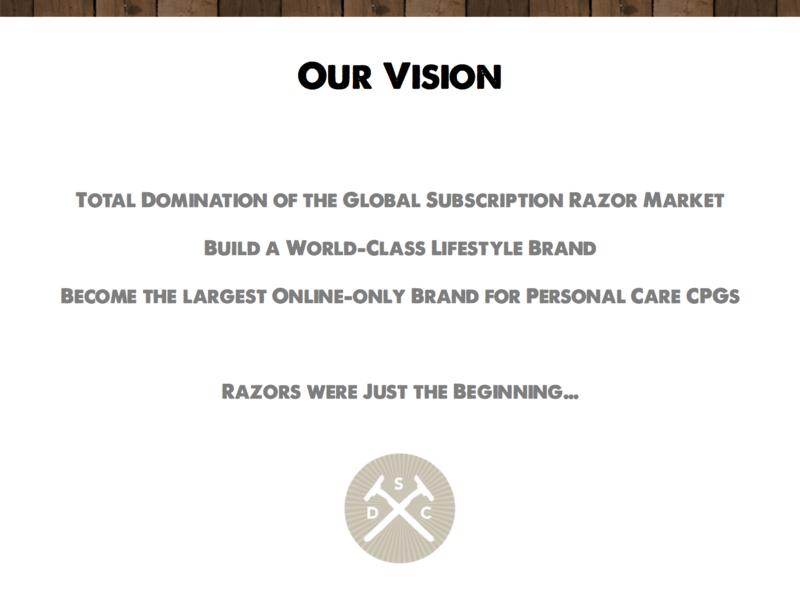 dollar shave club how michael dubin created a massively successful