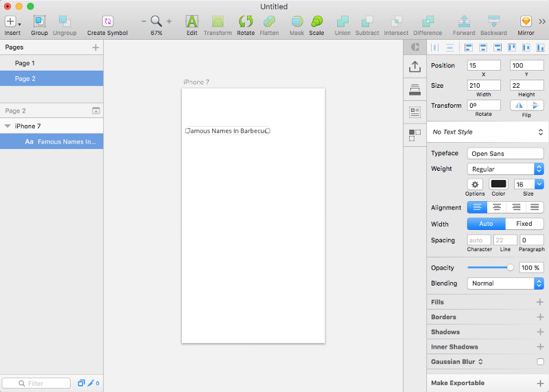 10 things to keep in mind working with Sketch & Zeplin. Developers will thank you!