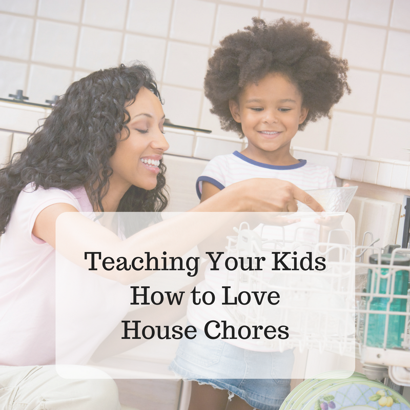 I Love Doing House Chores! That May Sound Weird Since House Chores Are  Always Associated With Boring, Manual Work. But When I Took A Moment To  Reflect On ...