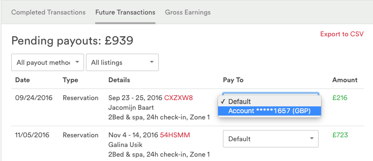 How do i get paid on airbnb payfully for Airbnb how to pay