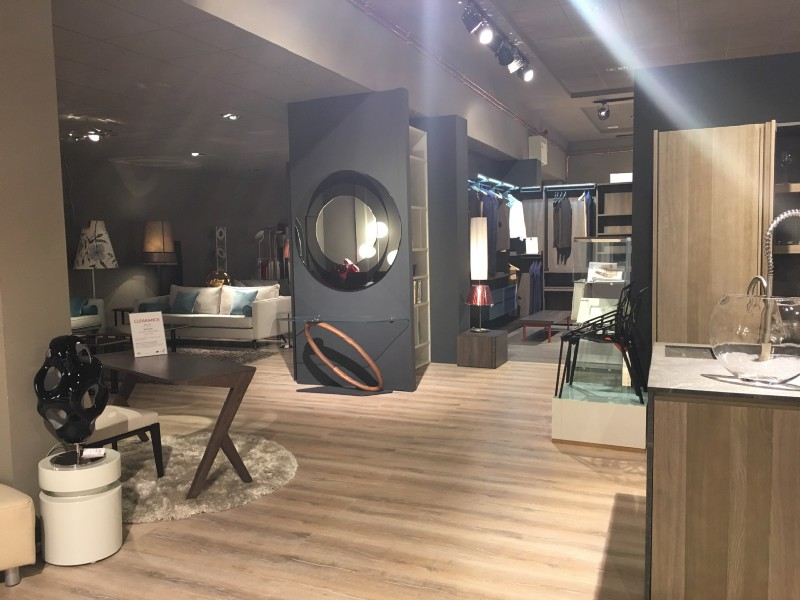 fci london modern contemporary furniture showroom social media by clickdo gang