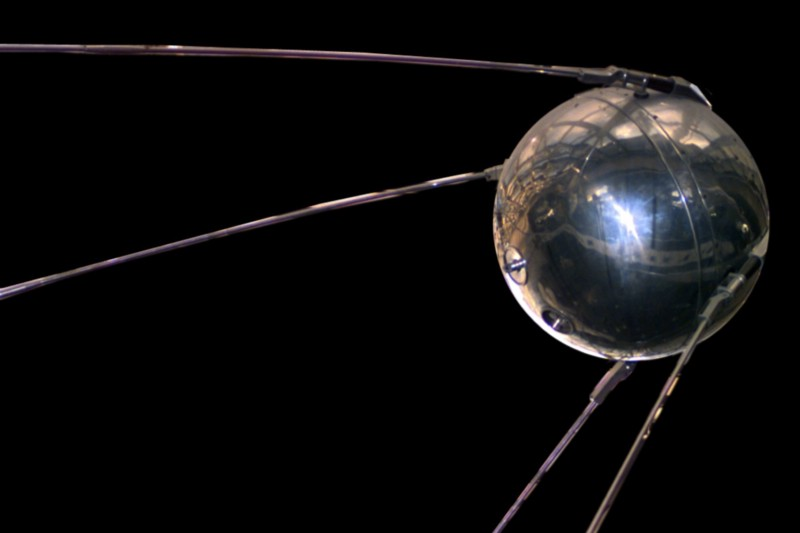 Sputnik was the first known man-made satellite