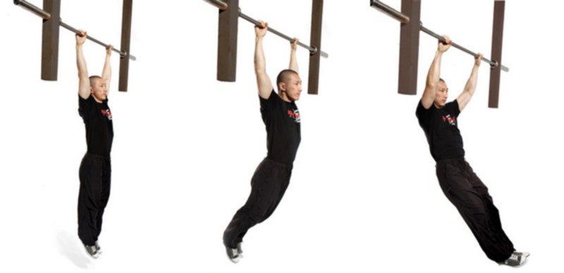 Ask Dr. T: Pull Ups are Creating Pain Under my Shoulder Blades?