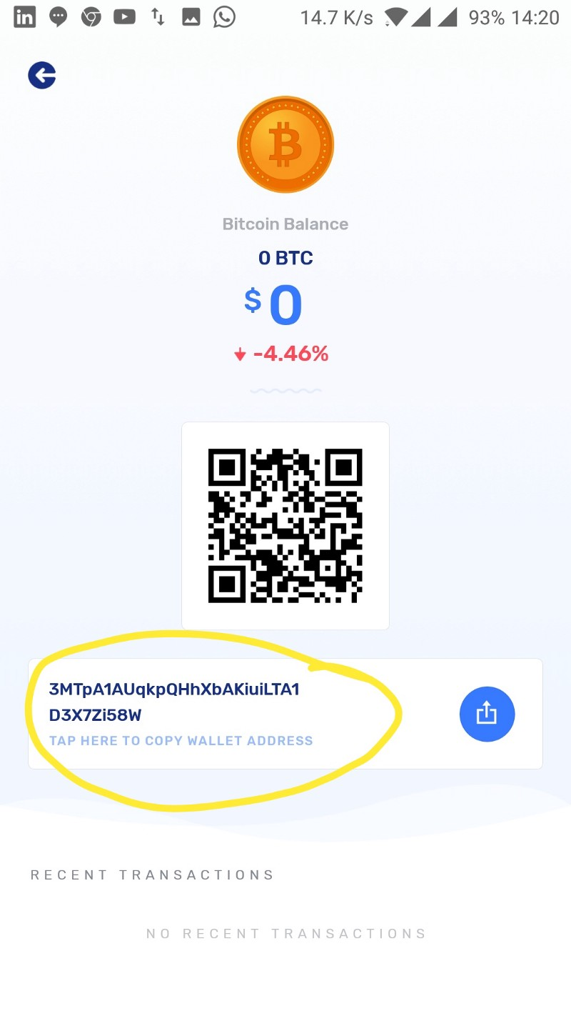 I Have Taken The Example Of A BTC Transfer From My Zebpay Wallet To Nuo You Can Follow Similar Steps In Any Exchanges That Your