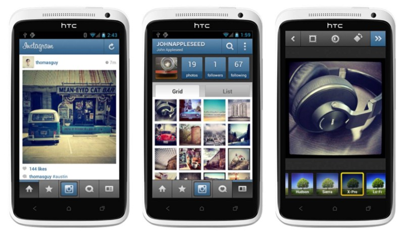 Instagram's 5 years journey.