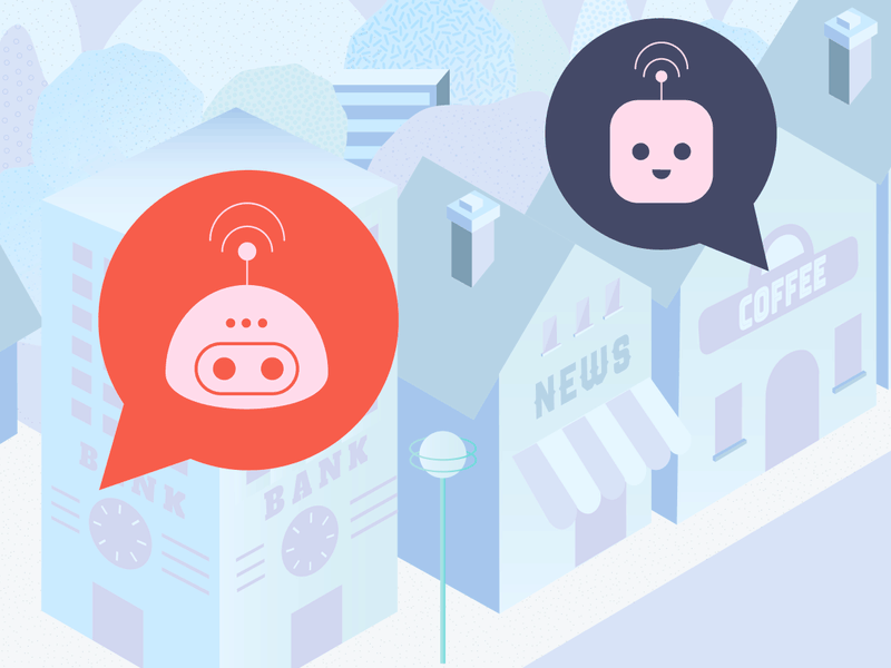 Banking & Financial Services Industry: How can Chatbots boost the Customer Experience, Strategy.im