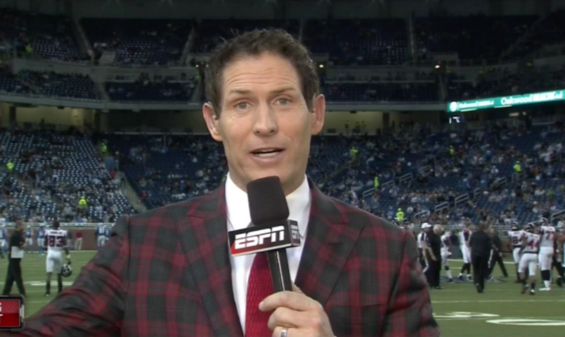 Steve Young Plaid Jacket