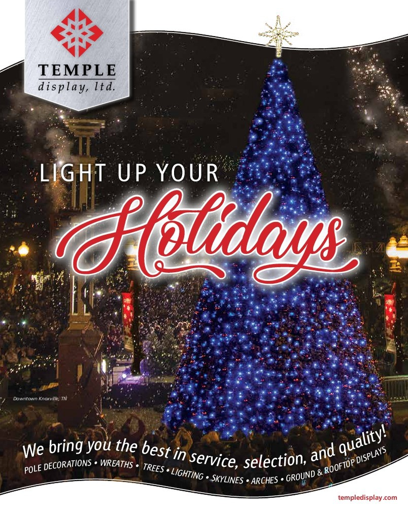 2018 is the year you upgrade your citytownor commercialpropertys commercial christmas decorations click here to request a free catalog