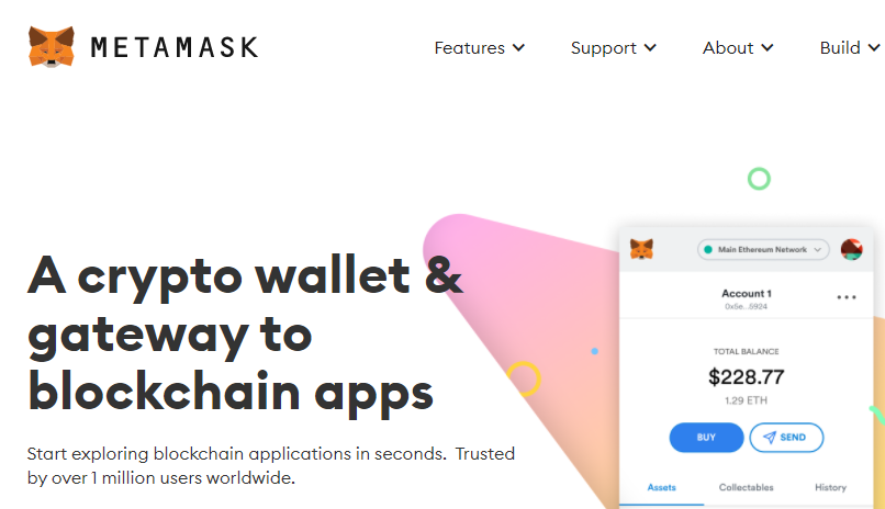 MetaMask: A bridge between normal browsers and the Ethereum blockchain
