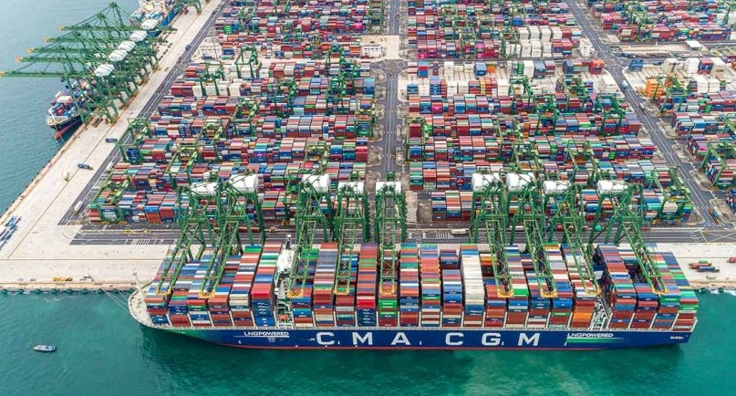 CMA CGM strengthens its customer offering