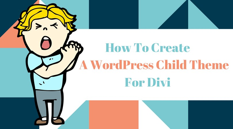 How To Create A WordPress Child Theme For Divi – Jason Upton – Medium