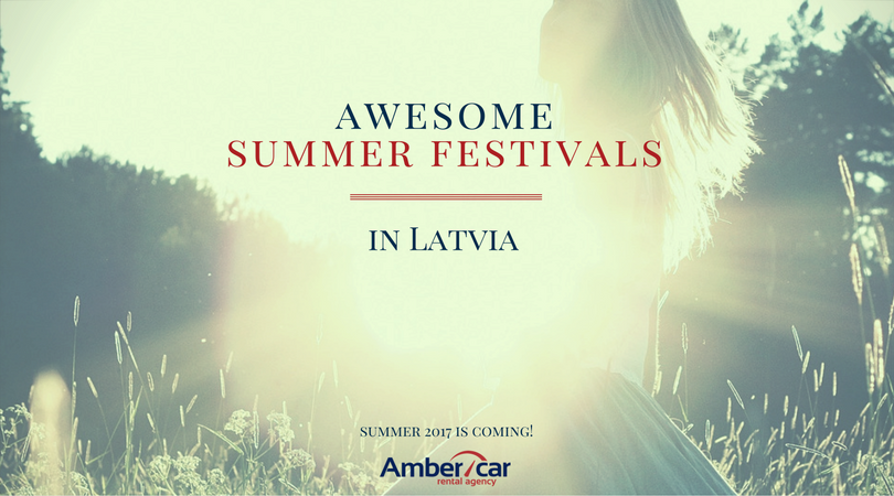Awesome Some Awesome Music Festivals Is Going To Happen This Summer In Latvia!  Check Out This List For Some Inspiration For Your Vacation In Riga, Latvia  In Summer ...