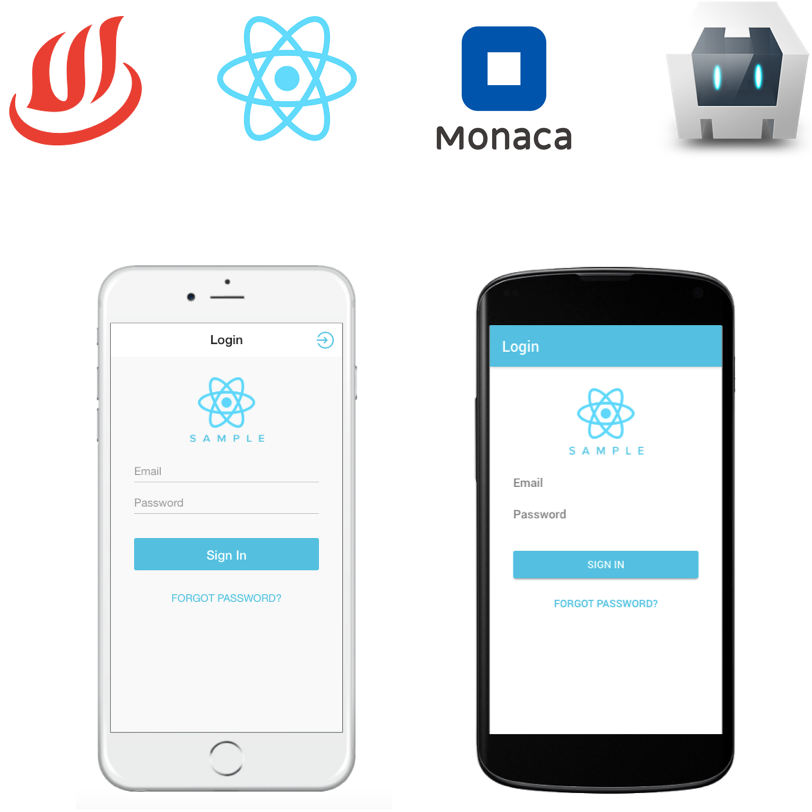 Building cordova apps with react components for onsen ui maxwellsz