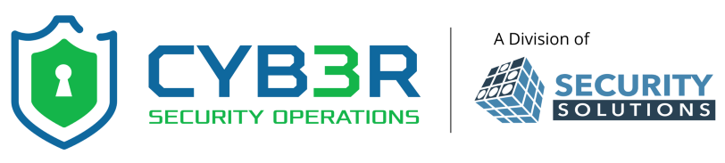 CYB3R Security Operations