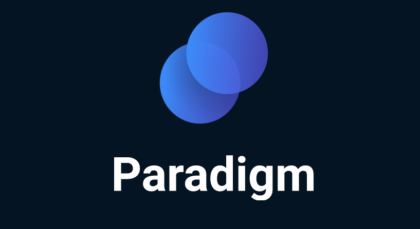 Our Investment in Paradigm