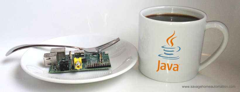 java runs on a large variety of platforms including those smaller than an actual cup of java image credit robert savage
