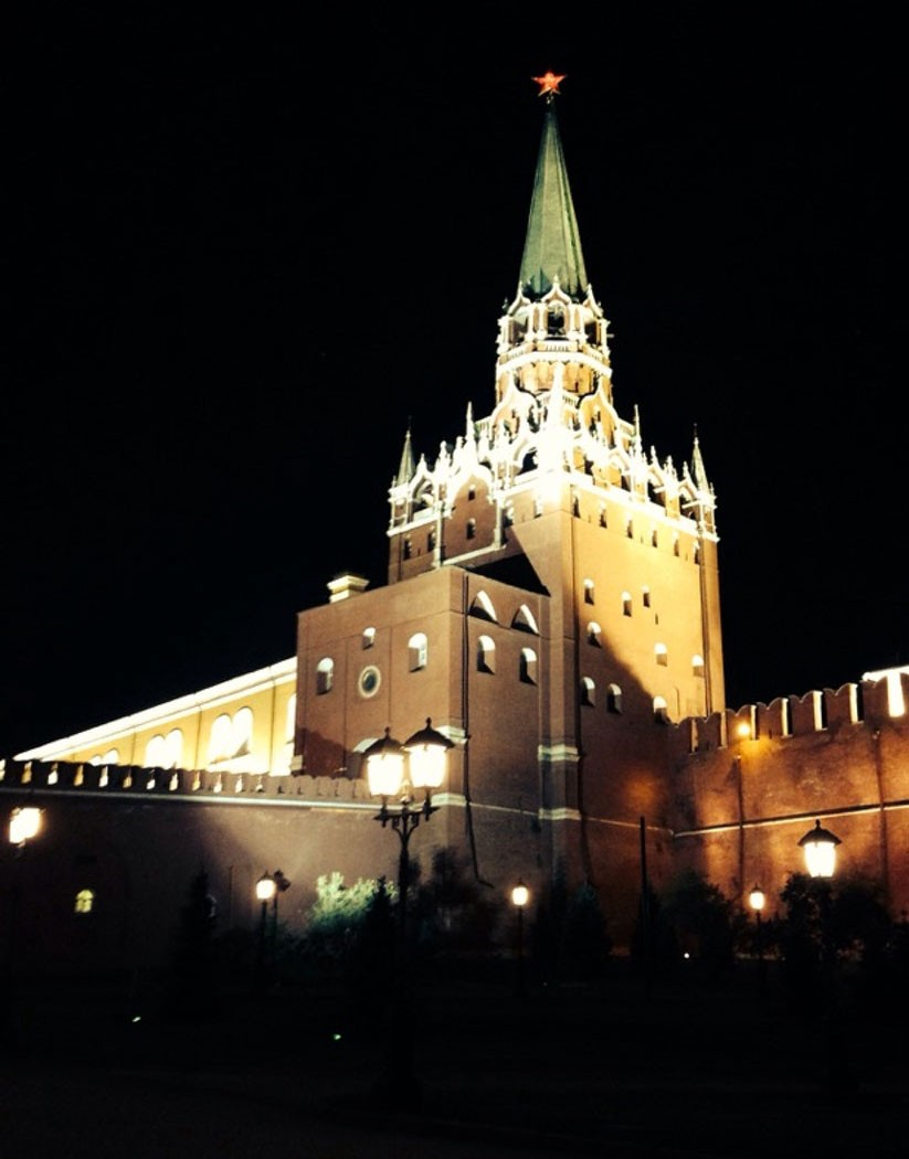 church in Moscow