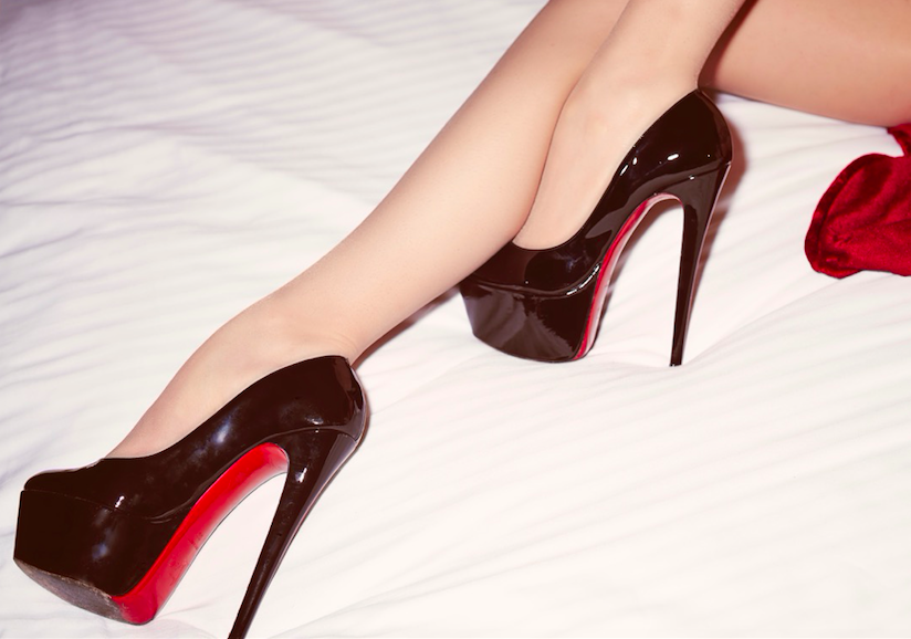 images about christian louboutin shoes heels red
