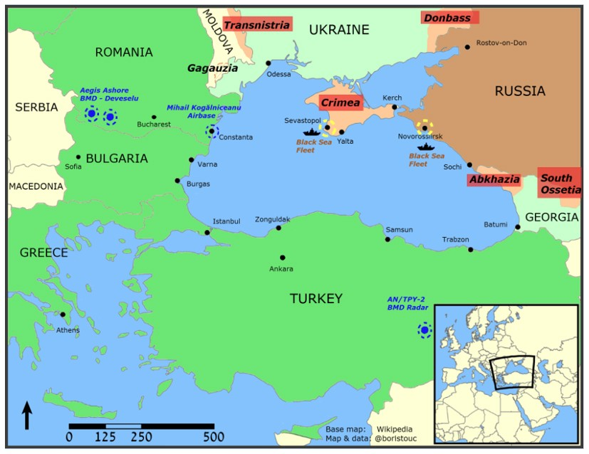 Nato and russia in the black sea a new confrontation nato has long described the black sea region as important for euro atlantic security but it was not until the july 2016 nato summit in warsaw that nato publicscrutiny Choice Image