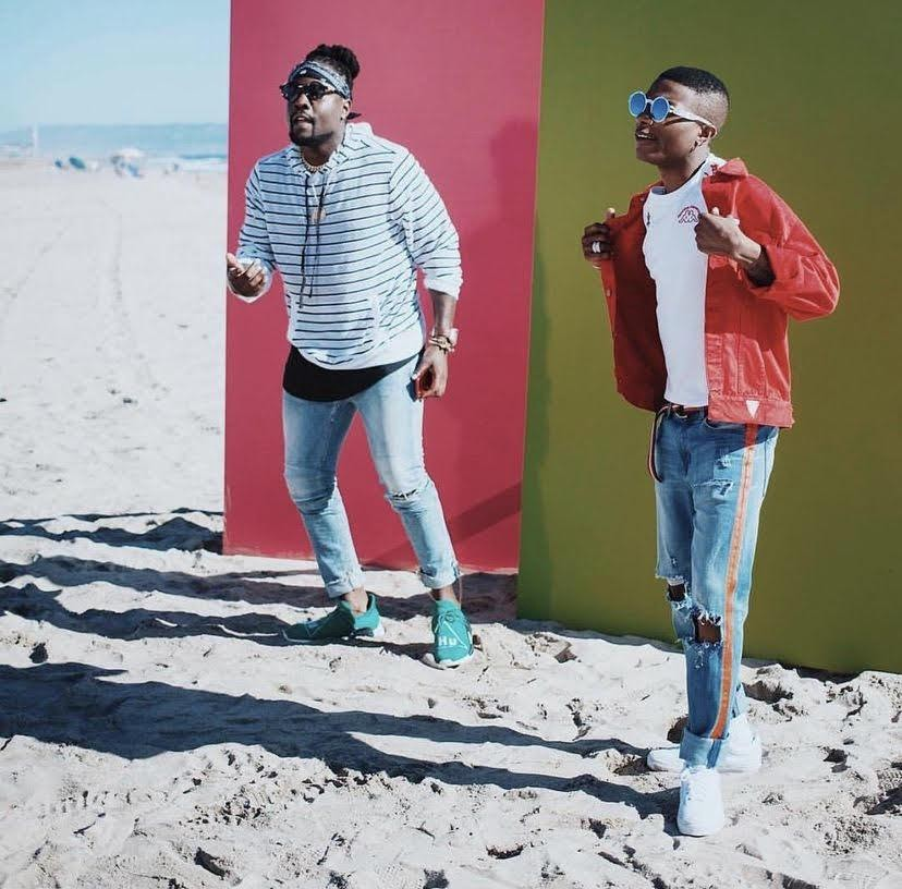 5 WAYS STAR BOY HAS STYLED NIKE AIRFORCE 1 IN THE PAST 5 YEARS.