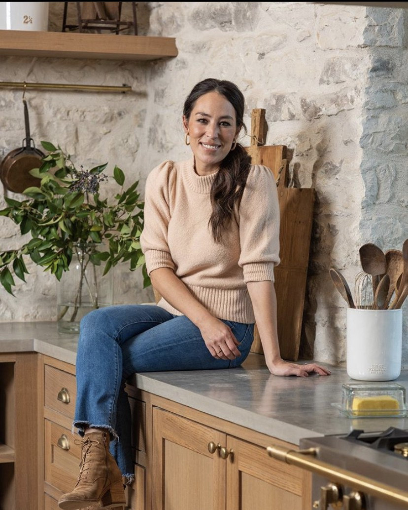 Joanna Gaines: A creative selection to be an influencer for Home Depot