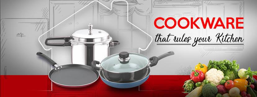 Vinod Intelligent Cookware Offers High Quality Kitchen And Household  Products Which Includes Stainless Steel Accessories, Pressure Cookers, Hard  Anodized ...