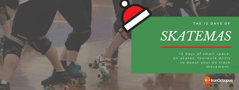 The 12th Day of Skatemas 2019: TRACK & DRIVE