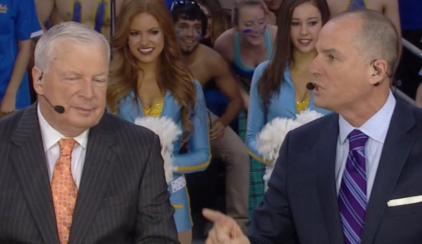 UCLA College Gameday - Dance Sqaud