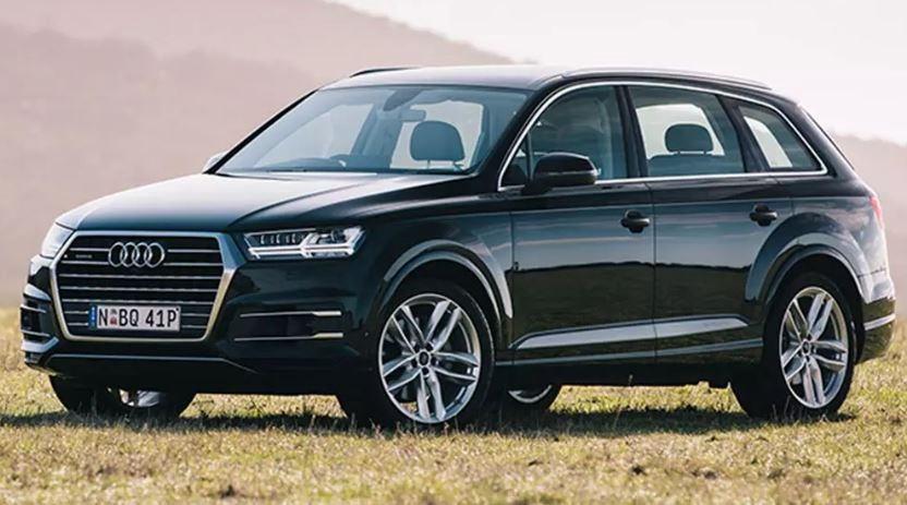 Audis Luxury Crossover SUV Aaqil Medium - Audi car made in which country