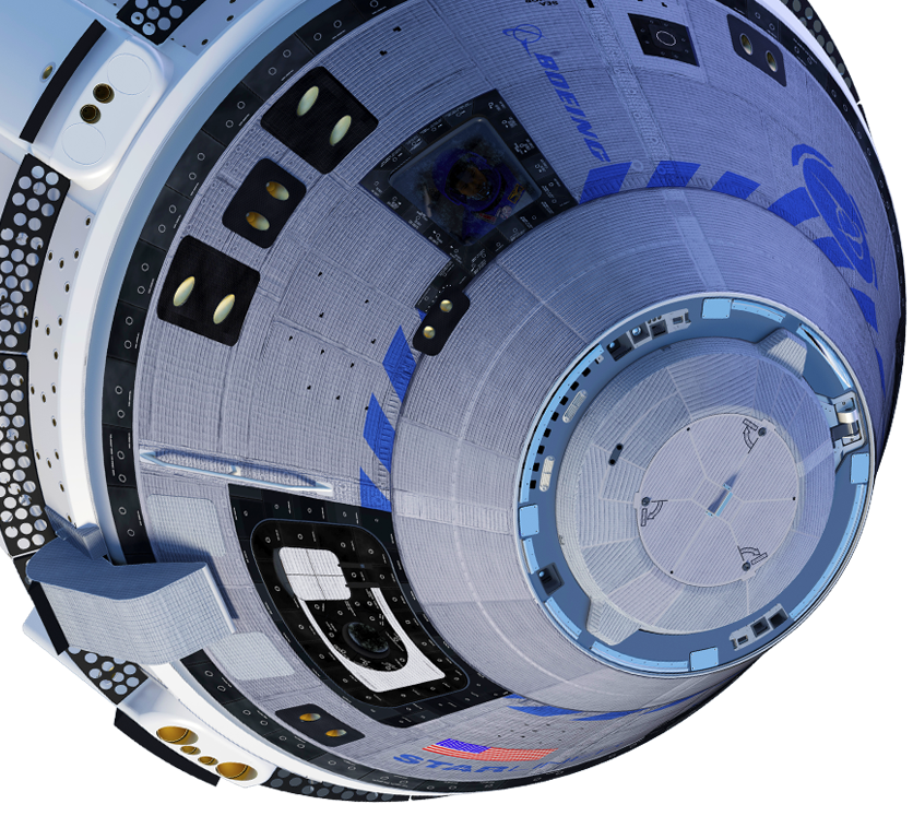 Boeing CST-100 Starliner A Sustainable Frontier for Future Space Trave