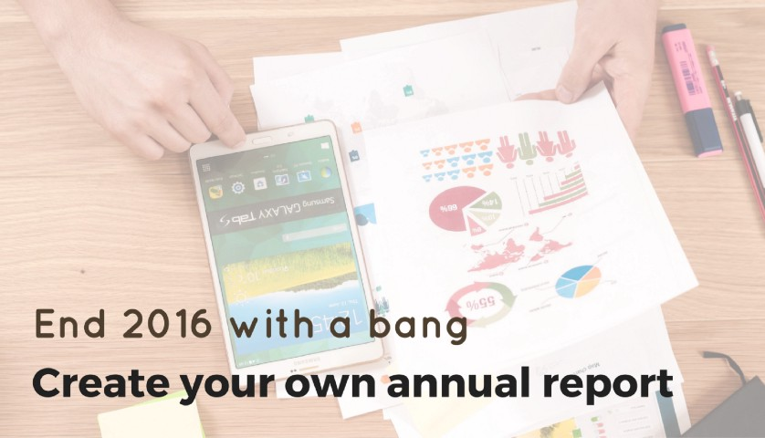 create-personal-annual-report