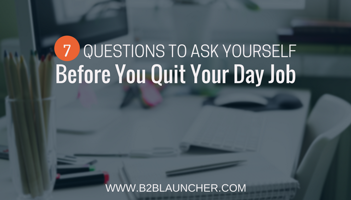 how to quit a job before you start
