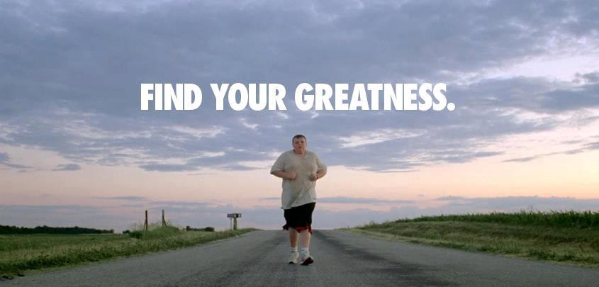 Image result for nike find your greatness